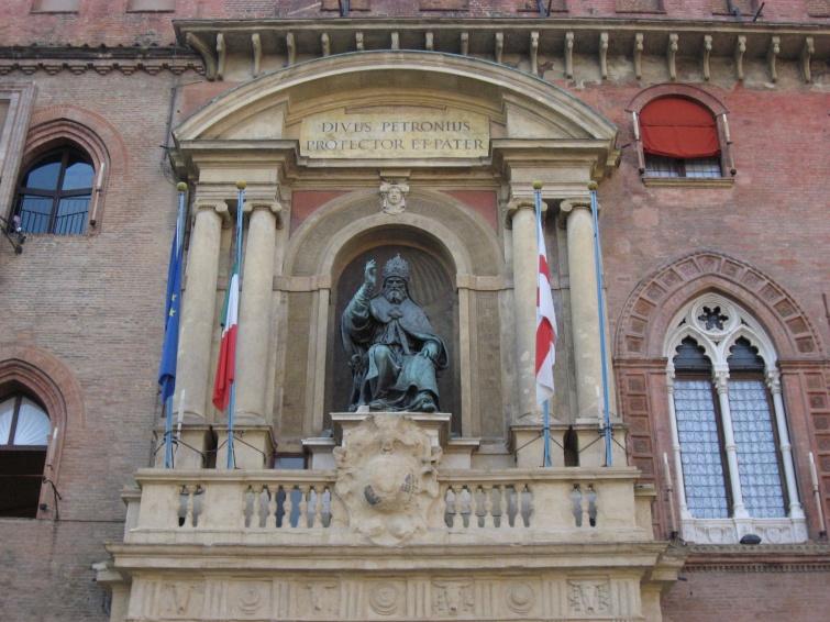 Palazzo Comunale - Bolonia - Włochy