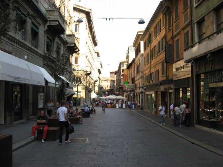 Bolonia - Włochy
