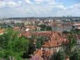 Panorama Pragi - Praga - Czechy