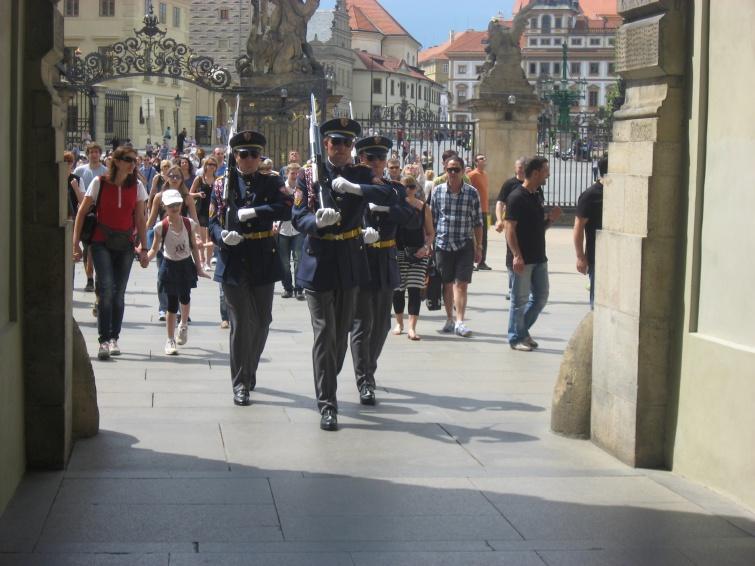 Zamek Praski - Praga - Czechy