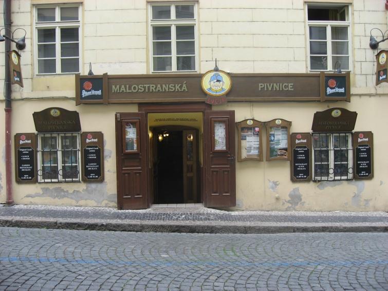Życie praskie - Praga - Czechy
