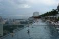 basen, Marina Bay Sand, najwyższy, Singapur, Śladami Marzeń - Marina Bay Sands - Singapur - Singapur