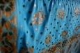 Drugi etap farbowania batiku - Kota Bahru - Malezja