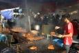 Pieczone kurczaki - Ramadan - Malezja