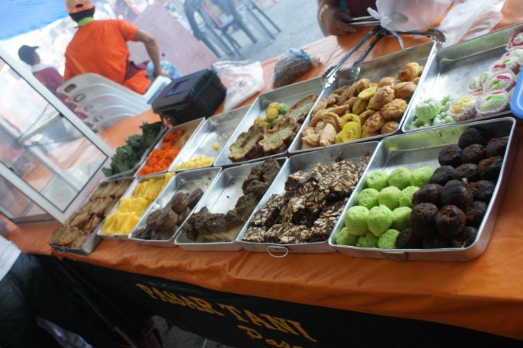 gdy widzę słodycze - Ramadan - Malezja