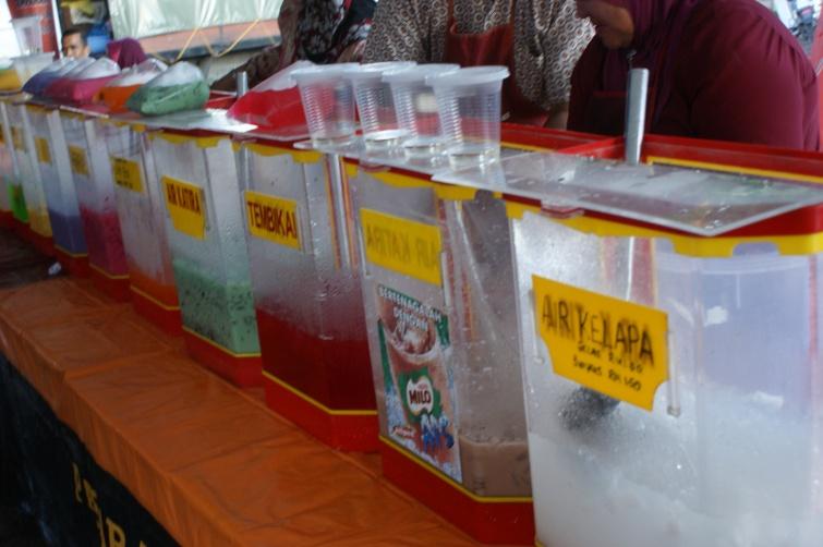 do wyboru do koloru - Ramadan - Malezja