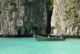 Phi Phi, Śladami Marzeń - Typowy krajobraz Phi Phi - Wyspa Phi  Phi - Tajlandia