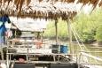 koh lanta, pływajacy hotel, restaracja - KOH LANTA - Tajlandia