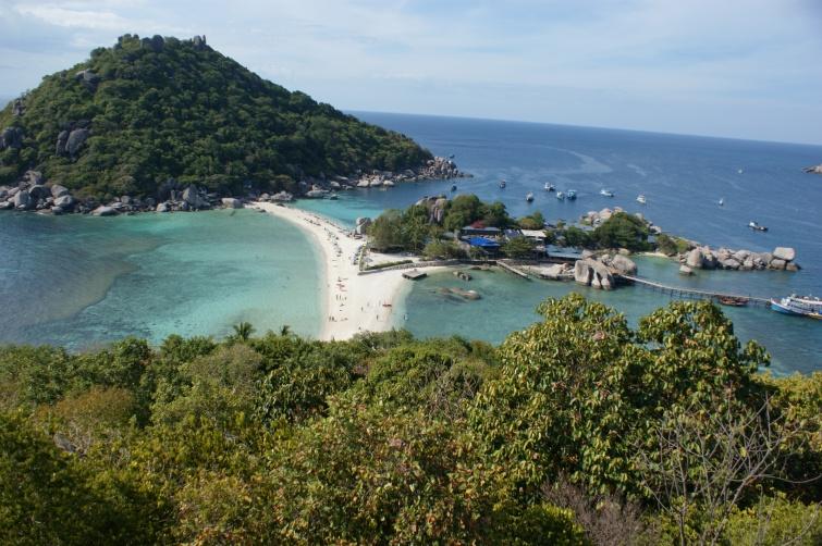 Koh Tao - Tajlandia
