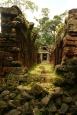 Angor Wat - Kambodża