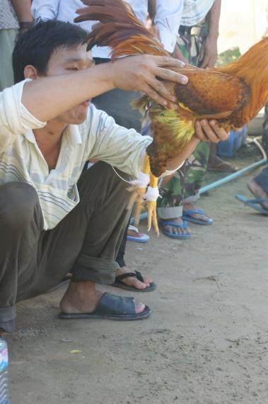 Kampot - Kambodża