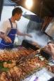 Uliczne jedzenie  - Bangkok - Tajlandia