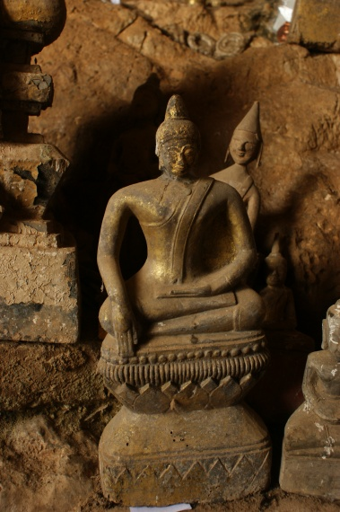 Budda Cave - Migawka z Laosu - Laos