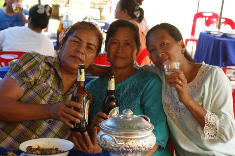 Beer lao - Migawka z Laosu - Laos