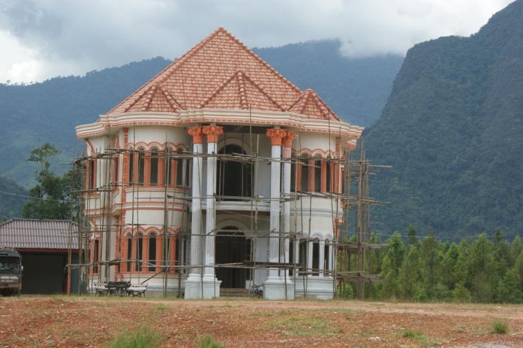 Laotańska myśl techniczna - Migawka z Laosu - Laos