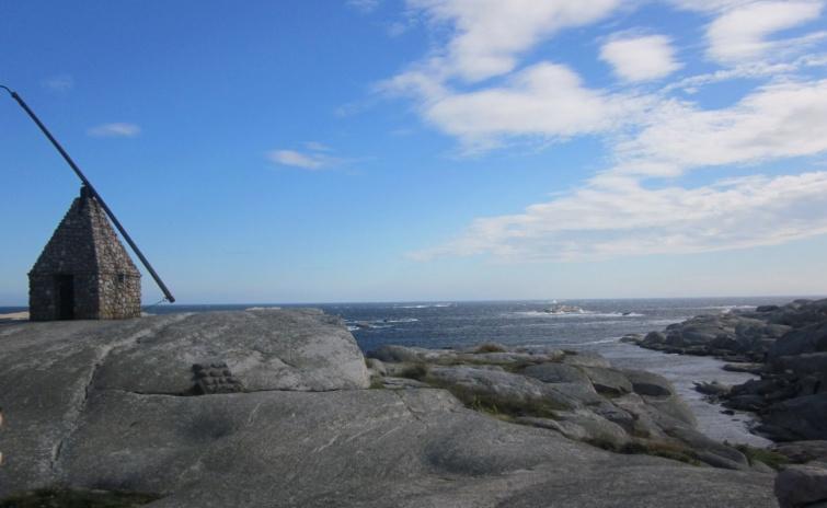 VERDENS ENDE - Norwegia