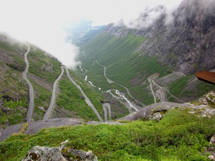 Trollstigen - Norwegia