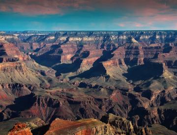 Grand Canyon - USA - 3850