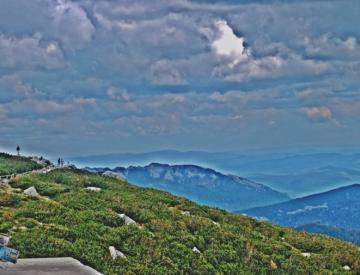 Góry moje - Skalne Pleso - Słowacja - 3554