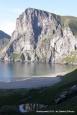 Plaża Kvalvika - Lofoty - Norwegia