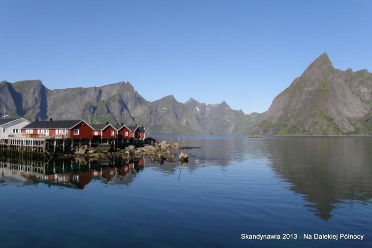 Hamnøya - Lofoty - Norwegia