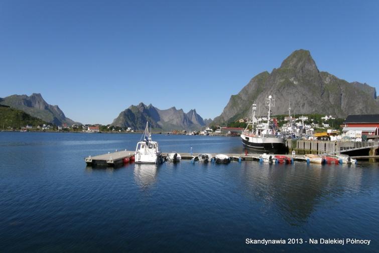 Reine - Lofoty - Norwegia