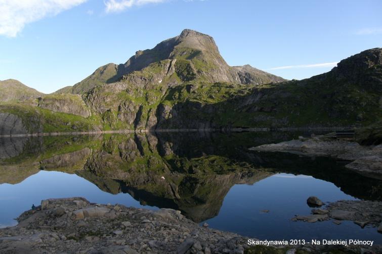 Hermansdalstinden - Lofoty - Norwegia