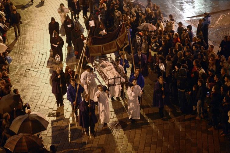 Wielki Tydzień w Bradze - wydarzenia - Portugalia