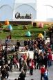 czekolada, festiwal, International Chocol, Międzynarodowy Festi, Obidos, Portugalia - International Chocolate Festival - wydarzenia - Portugalia
