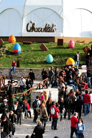 International Chocolate Festival - wydarzenia - Portugalia