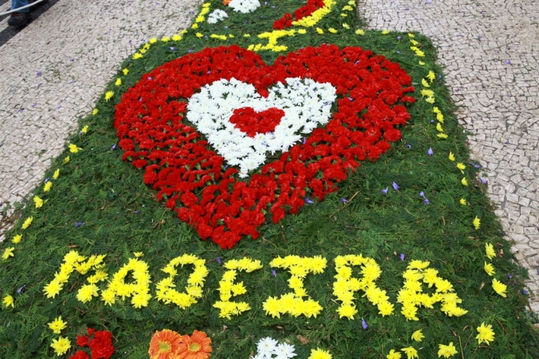Festa da Flor - wydarzenia - Portugalia