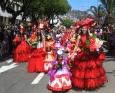 Festa da Flor, Festiwal Kwiatów, Funchal, Madeira, Madera - Festa da Flor - wydarzenia - Portugalia