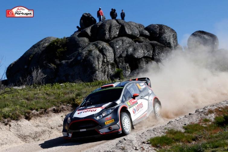 Kubica na Rally de Portugal - wydarzenia - Portugalia