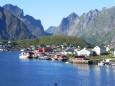 fiordy, Lofoty - Osada rybacka Reine  - wycieczka objazdowa - Norwegia