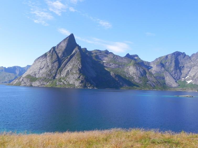 Skalista sciana Lofotów - wycieczka objazdowa - Norwegia