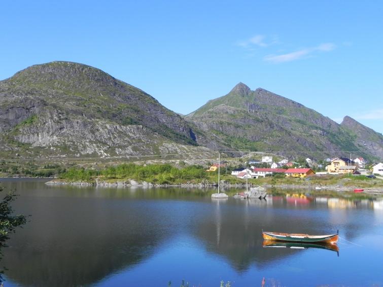 Jak tu spokojnie - wycieczka objazdowa - Norwegia