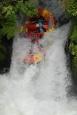 Kaituna, rafting - Wodospad Kaituna - Północna Wyspa - Nowa Zelandia