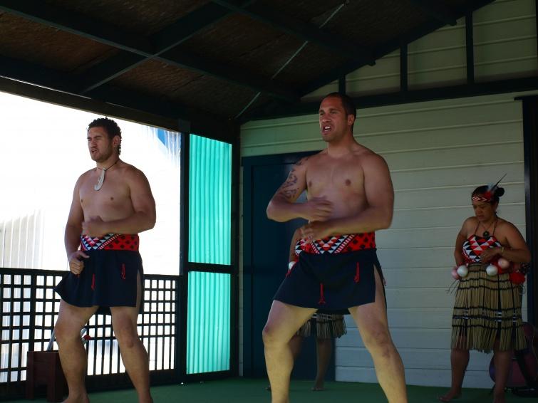 Wai-O-Tapu - Północna Wyspa - Nowa Zelandia