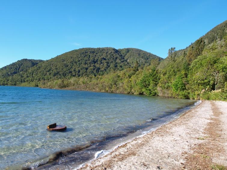 Taupo - Północna Wyspa - Nowa Zelandia