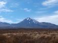 Tongariro National P - Tongariro National Park - Północna Wyspa - Nowa Zelandia