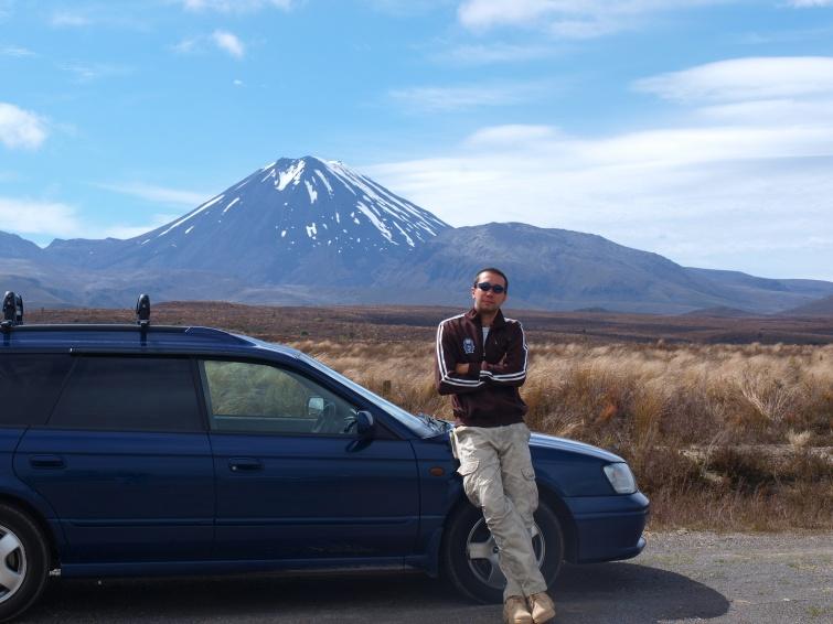 Tongariro National Park - Północna Wyspa - Nowa Zelandia