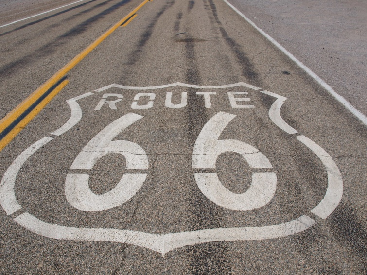 Route 66 - Route 66 - USA