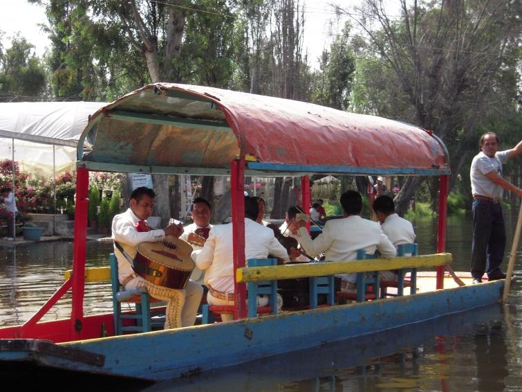 Xochimilco - Xochimilco - Meksyk