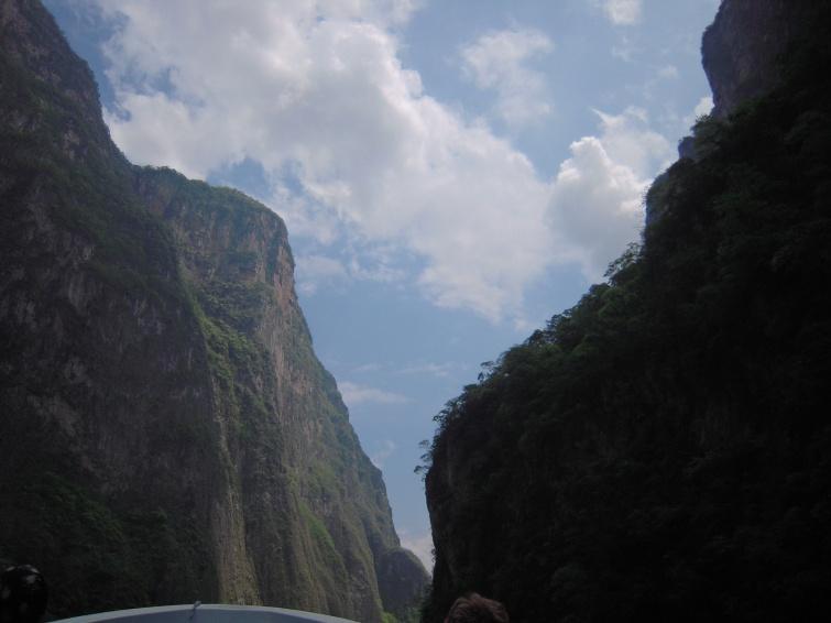Kanion Sumidero - Kanion Sumidero - Meksyk