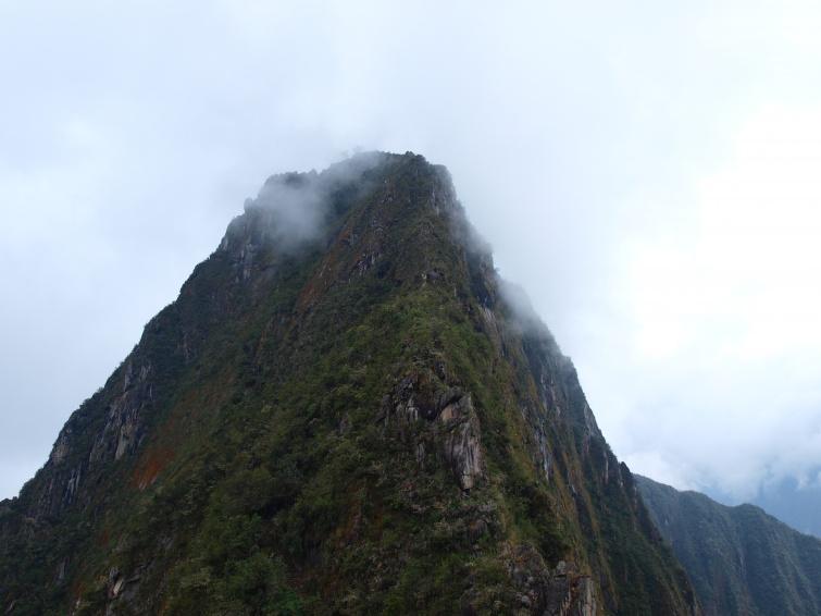Wayna Picchu - Machu Picchu - Peru