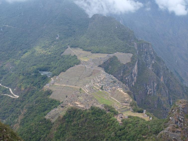 Machu Picchu - Machu Picchu - Peru