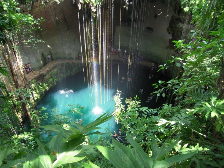 Cenote - Jukatan - Meksyk