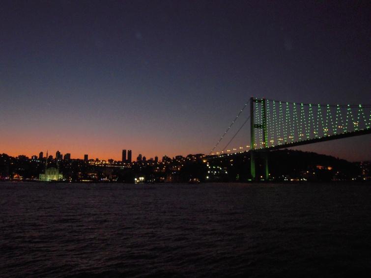 Bosfor - Istambuł - Turcja