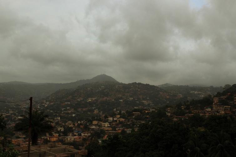 number 2 Freetown - Sierra Leone