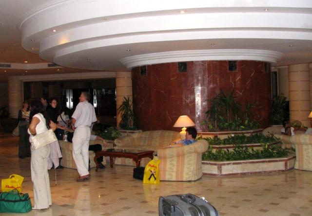 Hurghada Hotel Roma - Egipt